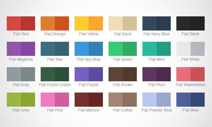 Choisir ses couleurs dans la création graphique est une étape difficile, il faut que les couleurs véhiculent les valeurs choisis, qu'elles soient toutes en adéquation avec les autres couleurs, dans l'ère