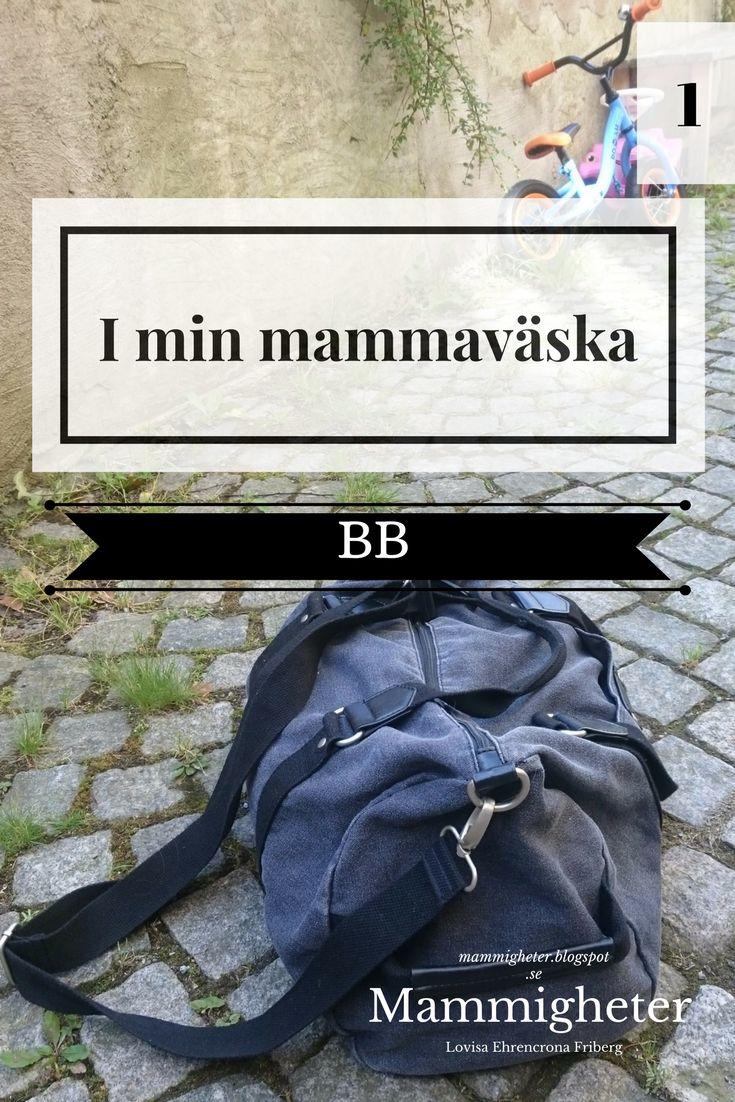 I min BB-väska