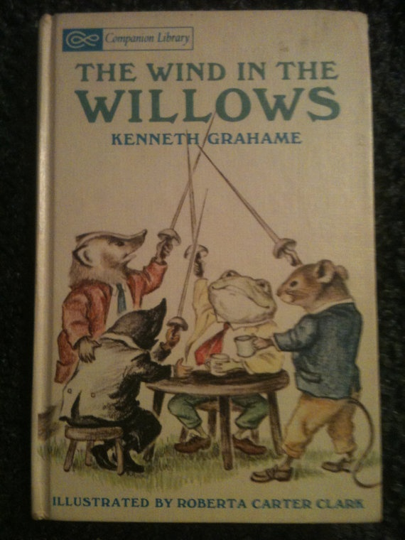 The wind in willows study guide