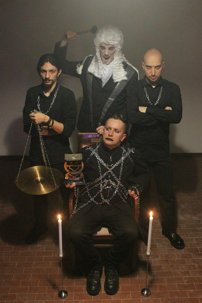 Heller Schein Avant-Garde Metal band