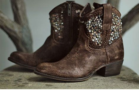 FRYE Women's Deborah Studded Boot