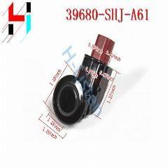 [ 20% OFF ] (10Pcs) New Black Pdc Back Up Parking Sensors 39680Shja61 39680-Shj-A61 Fit For Honda Odyssey 2005-2009 Crv 2004-2010 2011-2013
