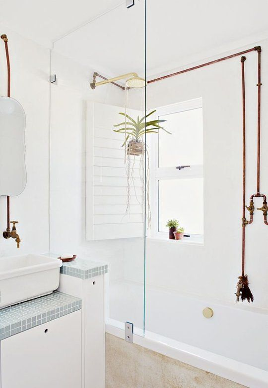 10 Unusual & Beautiful Details to Steal for Your New Bathroom