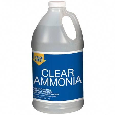 Best Use Clear Only Ammonia To Destroy Mold Itself It S