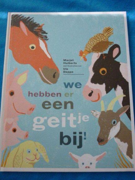 11/53 het prentenboek van het jaar 2016. Lief boek. Fijne rijm.