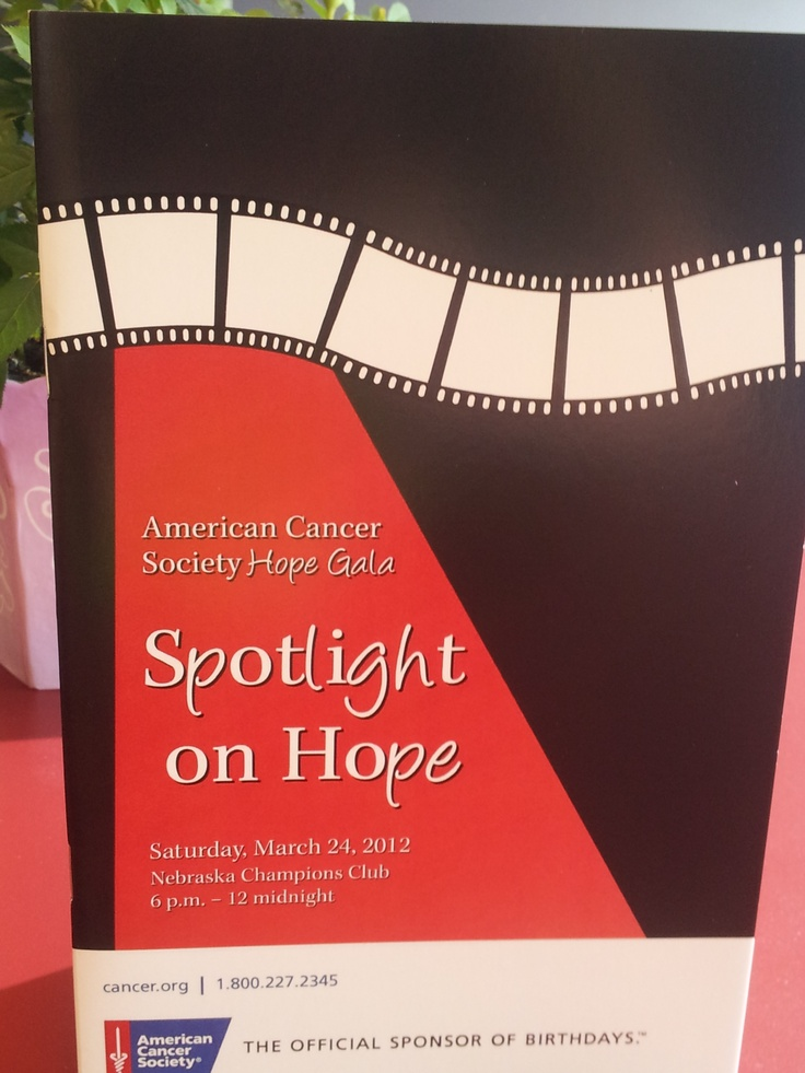 Spotlight on Hope -   American Cancer Society