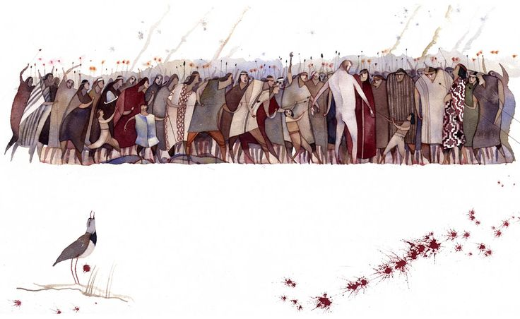 "Isabel Hojas illustration for the book, ""Pedro de Valdivia""."