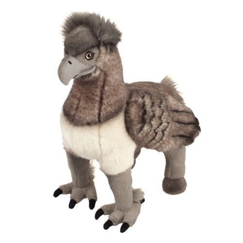Buckbeak 13″ Large Plush Doll - http://geekarmory.com/harry-potter-buckbeak-plush-doll/