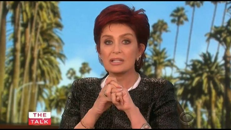 Sharon Osbourne opens up about personal struggle | The Talk Sep 12, 2016