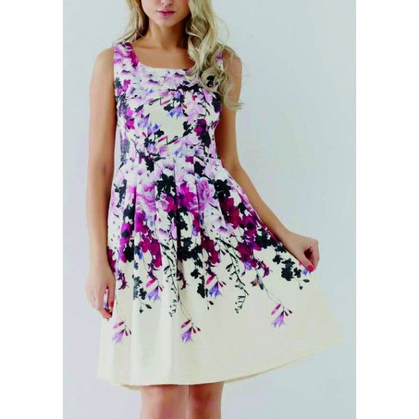 Ungara Romantic Party Dress