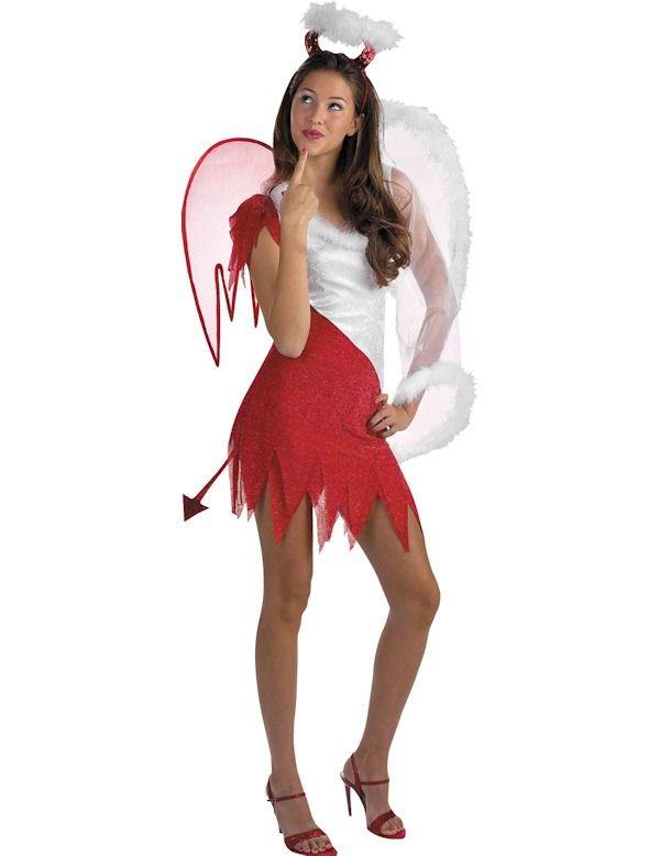 Angel 0R Devil Maybe Both   Halloween Crafty Ideas -8312