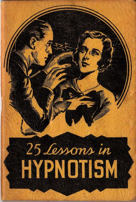 25 Lessons in Hypnotism, 1935