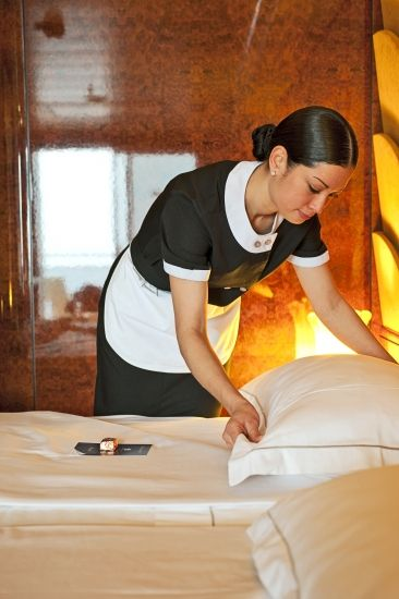 It's all in the #details - #MSCYachtClub service is all bout the finishing #touches