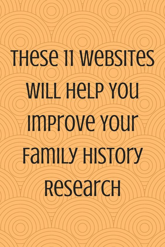 11 Family History Websites You Should Check Out Now – LDS Youth Leadership