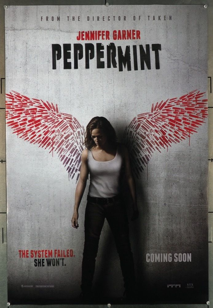 Peppermint 2018 27910 In 2019 Movie Posters From
