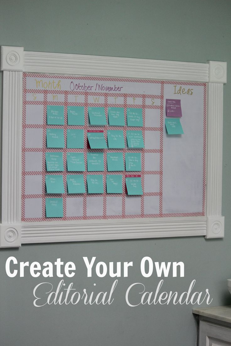 Diy Calendar Board : Diy calendar life in the green house family command