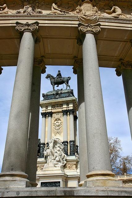 Parque de el Retiro - Madrid