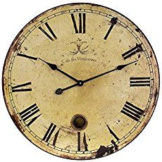 Best 25 Large wall clocks ideas on Pinterest Big clocks