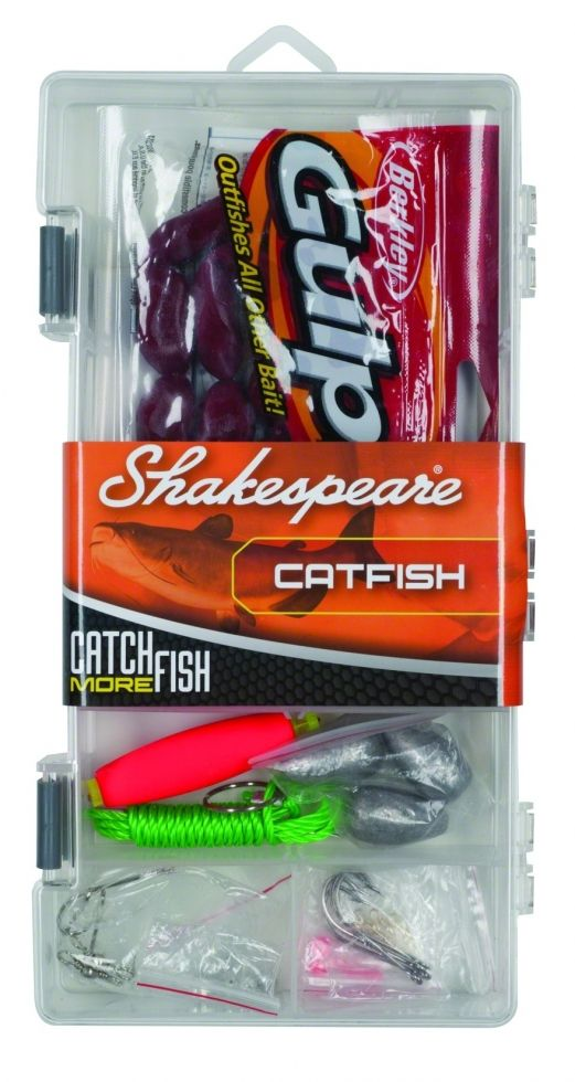 This Catfish Tackle Kit would make the perfect stocking stuffer!