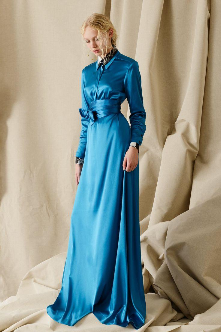 Poly Volume Dress