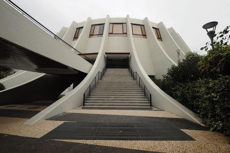 Madeira Casino by Oscar Niemeyer