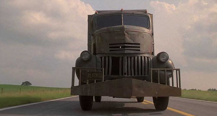 The Jeepers Creepers truck