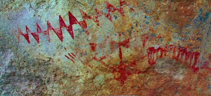 Hallucinogenic plants may be the key to decoding ancient Southwestern paintings, expert says - Dozens of rock art sites in southern New Mexico, recently documented for the first time, are revealing unexpected botanical clues that archaeologists say may help unlock the meaning of the ancient ... more at the link.