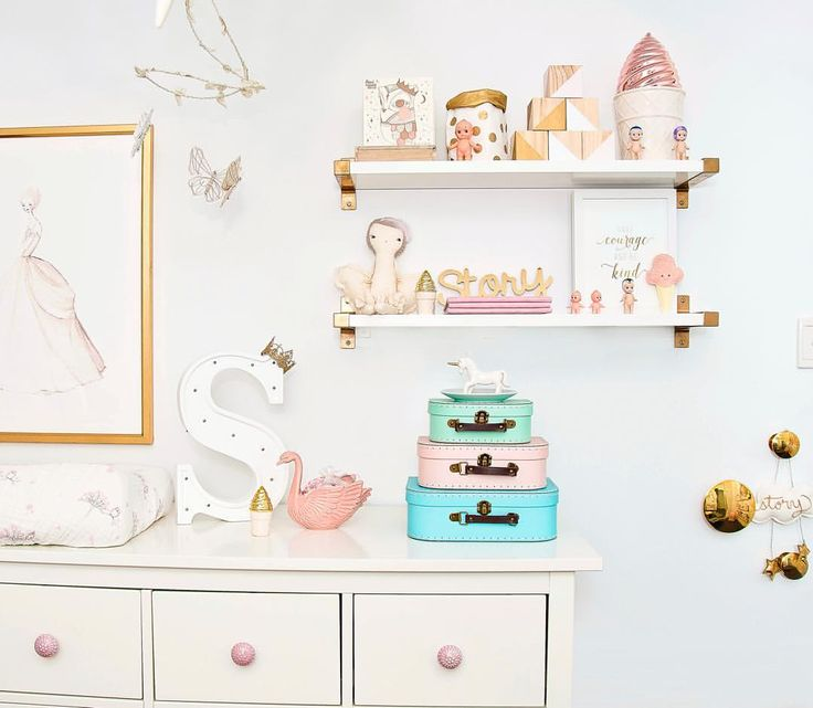 Story's beautiful nursery from Beautiful Babies' Rooms. See this Instagram photo by @oftheworldbooks