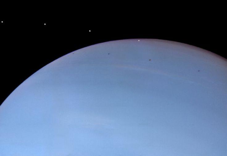 'Despina, Moon of Neptune' image from the #NASA_App http://antwrp.gsfc.nasa.gov/apod/ap140116.html