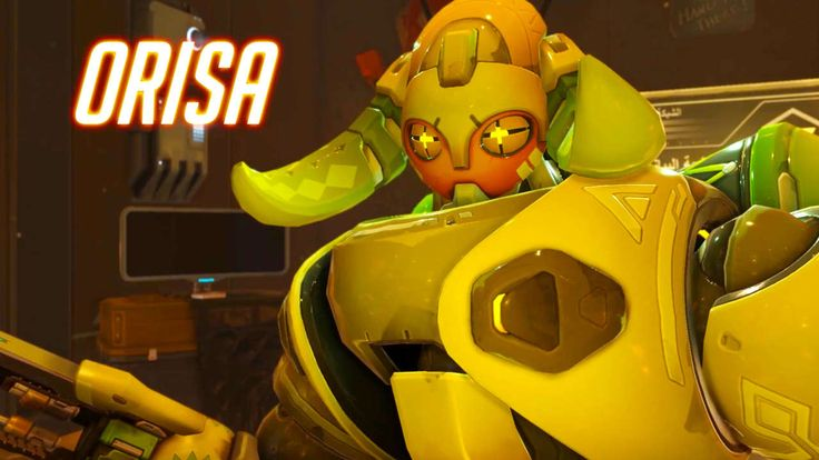 Orisa, the new tank support character for Overwatch, launches today. Check out this new trailer for Orisa.