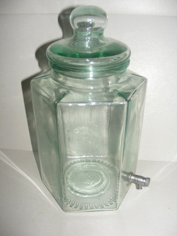 Vintage Sve Pierre Smirnoff Vodka Infusion Green Hexagon