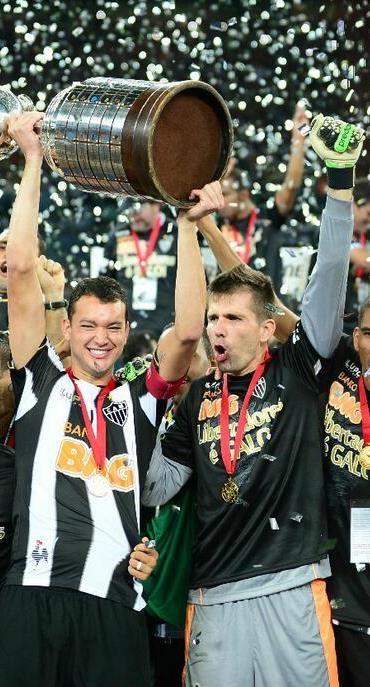 Atletico Mineiro campeon Copa Libertadores - 2013