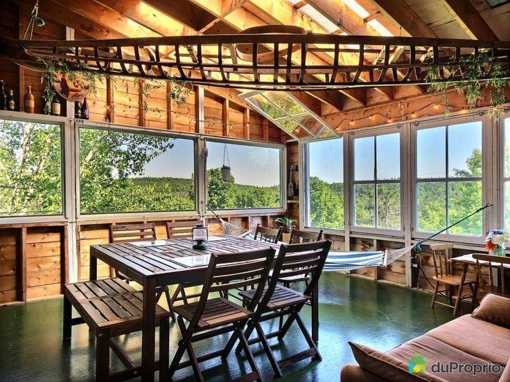 L'endroit parfait pour se détendre ! Maison à vendre Ste-Helene-de-Chester, 3463, rue Principale, immobilier Québec | DuProprio | 484702