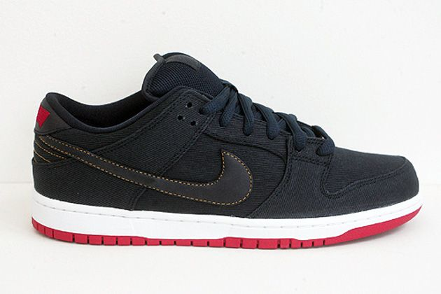 Levi's x Nike SB Dunk Low QS
