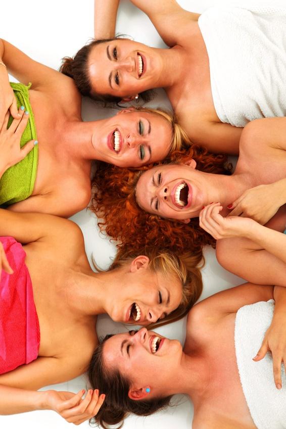 ¿Qué te parece celebrar una beauty party en tu despedida de soltera? #HispaBodas