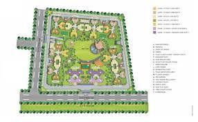 Site plan of Morpheus bluebell. http://realityinfra.com/morpheus-bluebell-noida-extension/