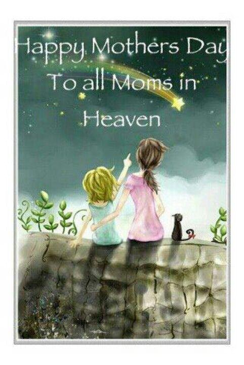 Happy Mother's Day In Heaven