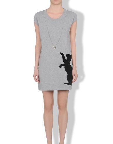 Vestito corto Donna - Vestiti Donna su Moschino Online Store