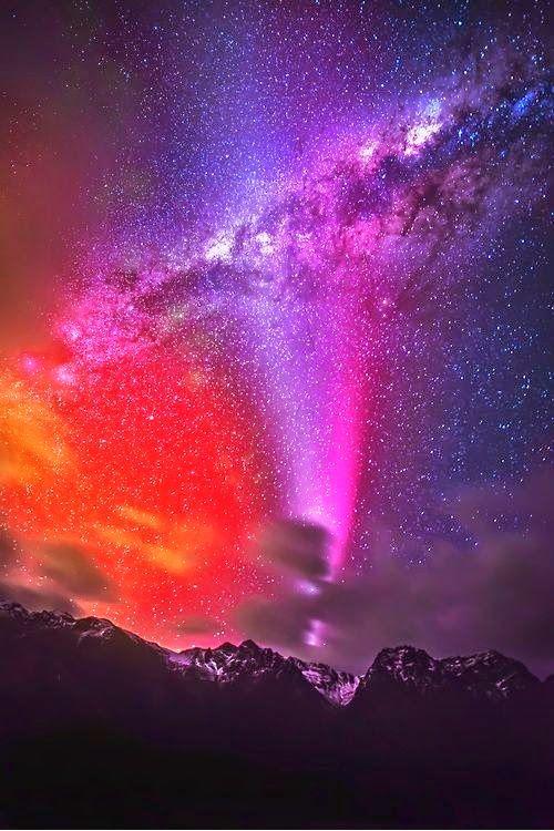 ☆☽ Ꭿմɽσɽą ᙖσɽҽąℓᎥʂ & Ƭɦҽ ♑Ꭵɠɦ৳ Ꮥƙƴ ☾☆ ~ Sky Art ~ Northern Lights
