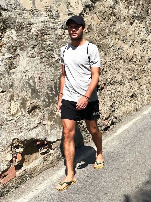 Bare men, Mens summer outfits