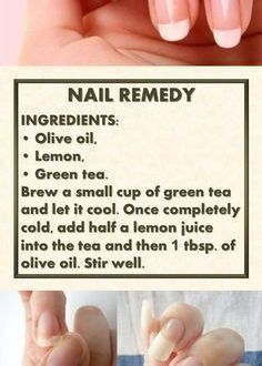 Make Your Nails Grow Faster and Stronger With This Home Remedy #nailcaredesign #…