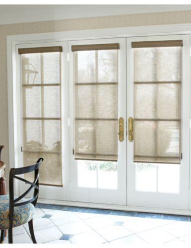 Solar Shade for bedroom door to exterior. & 128 best Blinds images on Pinterest | Roller blinds Middlesbrough ...