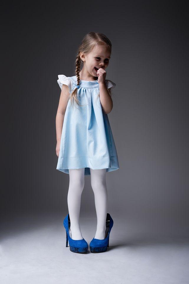 Dress/Sukienka CALIN kids SS'17 collection BARBARIS