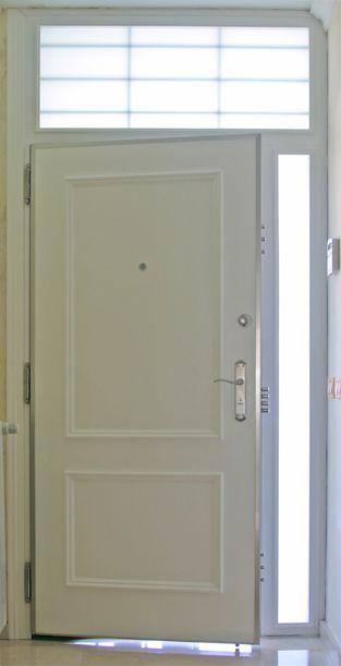 Puertas acorazadas con cerradura anti bumping