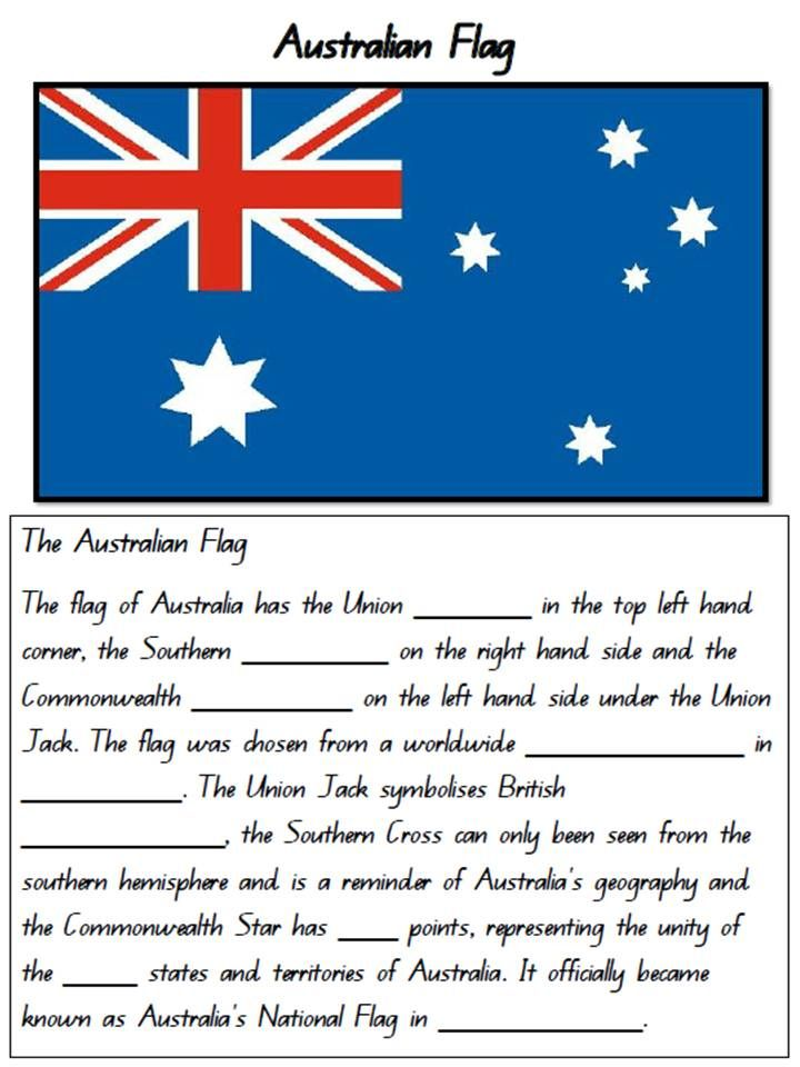 This Australian Unit Study is great for Prep to 4th Grade Kids. With over 40 pages, they will learn all about Australia, the flag, famous landmarks, and some of the unique animals that live there. All answers are provided.