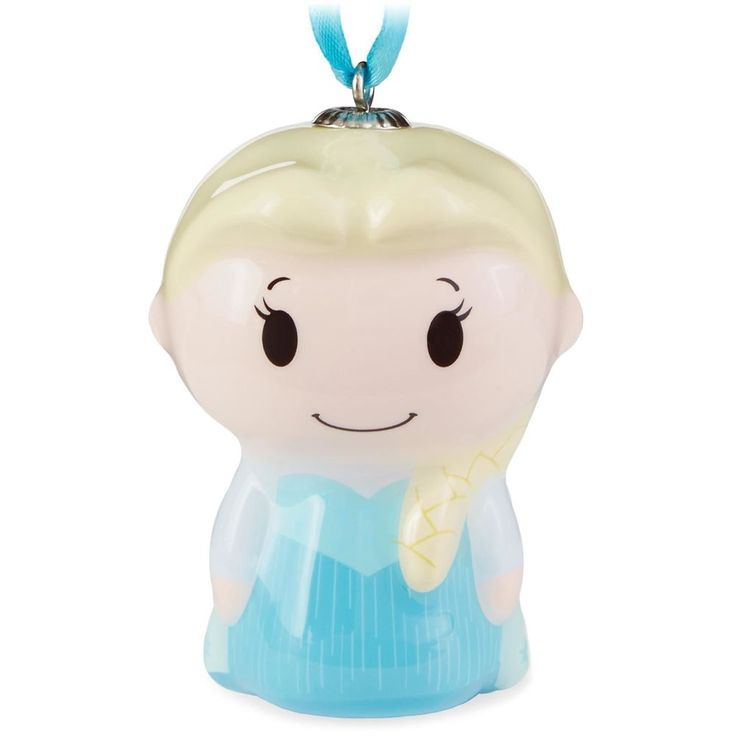 Hallmark Elsa itty bitty Frozen Christmas tree ornament bittys 2015 NWT New