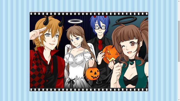 Sky,Yuki,Iori and Layla
