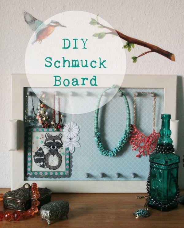 ein herz f r schmuck das schmuckboard verstecken wolle und ein herz. Black Bedroom Furniture Sets. Home Design Ideas