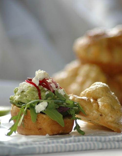 Meatless Monday Feta Cheese Puffs - My Easy Cooking