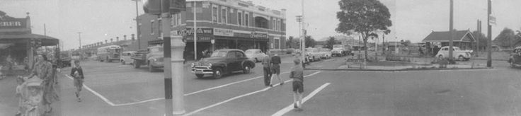 Barkly and geelong rd 1956